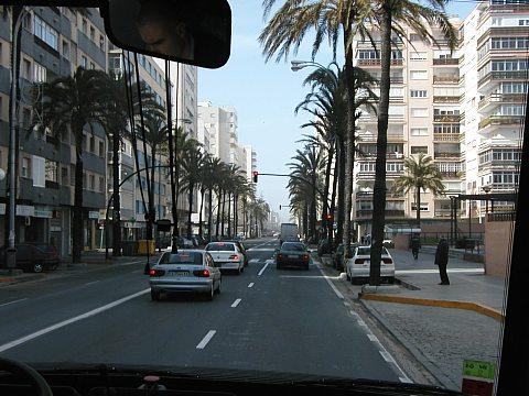 Město Cadiz