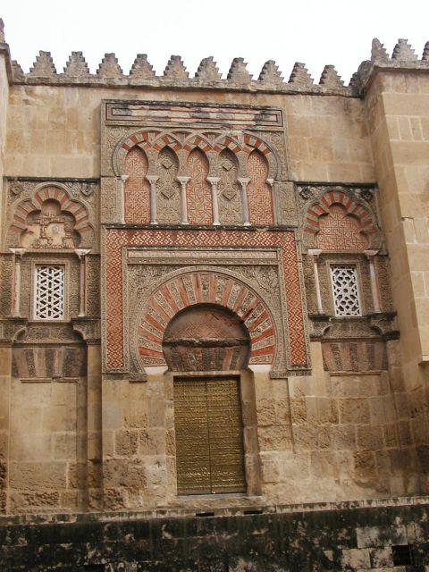 Fasáda Mešity-Katedrály