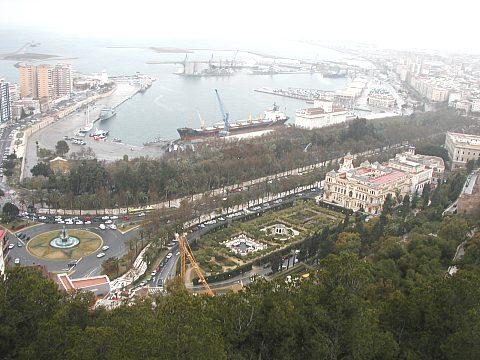 Město Malaga