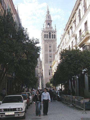 Věž Giralda