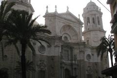 Katedrála v Cadizu