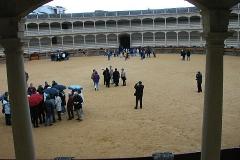Zde se konají slavné býčí zápasy