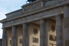 Brandenburger Tor - Brandenburská brána