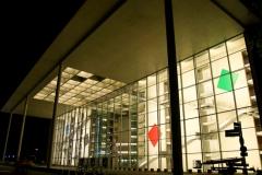 Moderní budova Bundestagu