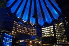 Barevný Potsdamer Platz
