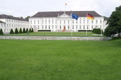 Schloss Bellevue - sídlo prezidenta