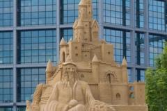 Soutěž o nejkrásnější pískový hrad