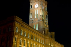 Rotes Rathaus - Červená radnice