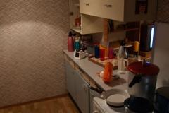 Atrapa kuchyně v DDR museu ze 70.let