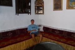 V typickém tureckém domě typicky já