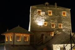 Mostar v noci