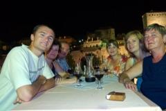 A taky jsme byli v noci na víně:-)