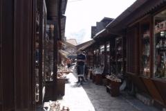 Uličky ve starém městě