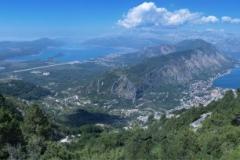 Záliv Kotor v celé své kráse