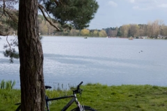 Zátiší s jezerem