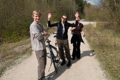 Na cestě - Petr, Weronika a Asia