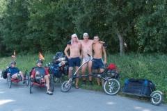 Další setkání s tříkolkama, tentokrát rakouskýma