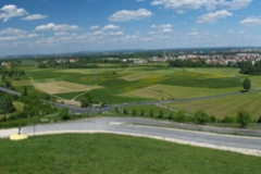 Panoramatická fotka z Energybergu