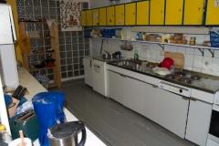 Koleje - kuchyňka