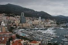 Pohled na přístav ze starého města.
