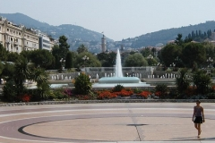 Náměstí v Nice