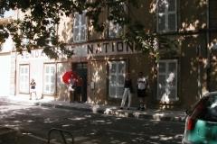 Známá četnická stanice ze St.Tropez