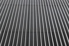 Detail jednoho z mrakodrapu