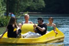 Výlet po jezeře