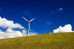 Větrný mlýn u Hraničních Petrovic