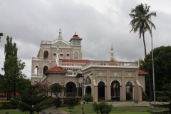 Ghándího vila v Pune