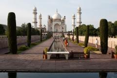 Bibi Ka Makbara - malý Taj Mahal