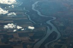 Zřejmě Dunaj před deltou do Černého moře