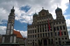 Augsburgská radnice