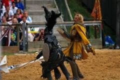 Boj se zlým rytířem