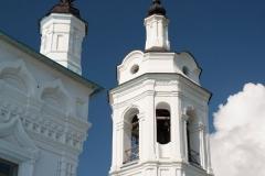 Věžička od kostelíka
