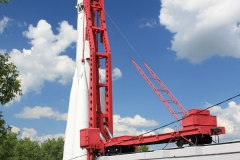 Raketa v muzeu