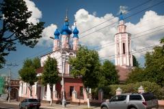 Další kostel v Kaluze