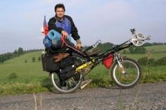 2. den - Ráno nad Skuhrov (592 m.n.m.)