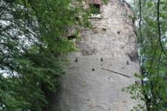 6.den - Bývalý větrný mlýn v bývalé osadě Vysoký