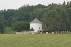 Bývalý větrný mlýn u Uhelné