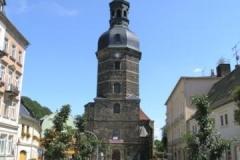 Lázeňské městečko Bad Schandau