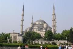 Sultanahmet Camii (Modrá mešita)