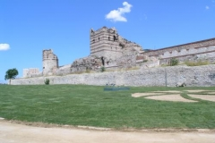 Hradby Konstantinopole