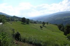 Pohled zpět na údolí Mudurnu