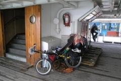 Na lodi do Üsküdaru přes Bospor