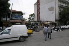 Bleší trh vedle máho hotelu
