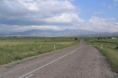 Cesta do údoli Lhara