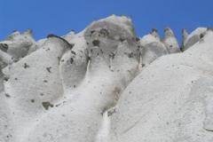 Typické skalní věžičky
