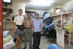 Na autobusovém nádraží v Gaziantepu