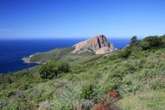Nejzápadnější výběžek Korsiky Cap Corse